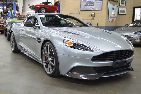 2014 Aston Martin Vanquish :10 car images available