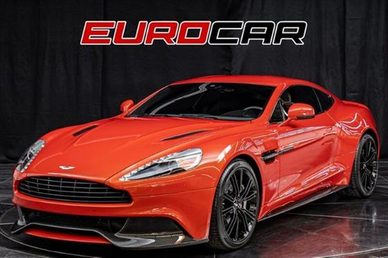 2014 Aston Martin Vanquish :24 car images available