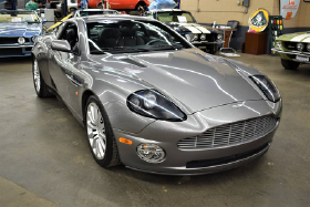 2003 Aston Martin Vanquish :12 car images available