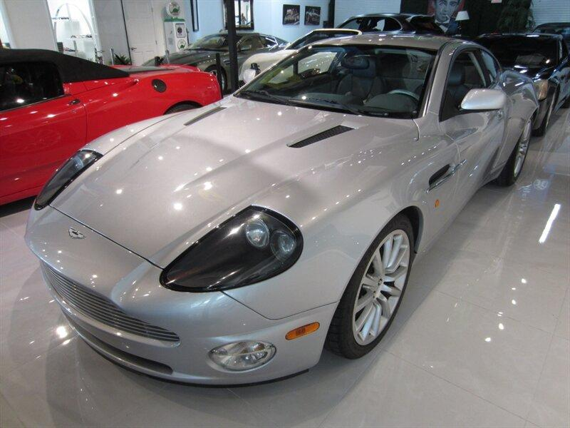 2003 Aston Martin Vanquish :15 car images available