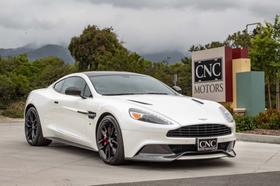 2016 Aston Martin Vanquish Carbon Edition:24 car images available