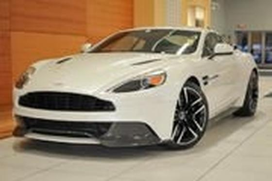 2016 Aston Martin Vanquish Coupe:24 car images available