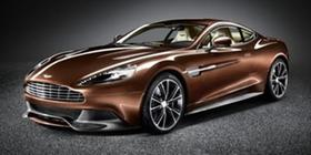 2014 Aston Martin Vanquish Coupe : Car has generic photo