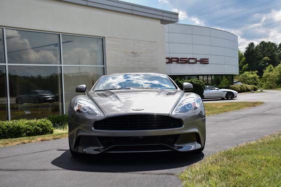 2014 Aston Martin Vanquish Coupe