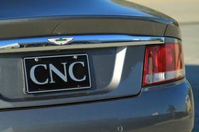 2004 Aston Martin Vanquish Coupe