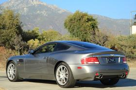 2004 Aston Martin Vanquish Coupe:24 car images available