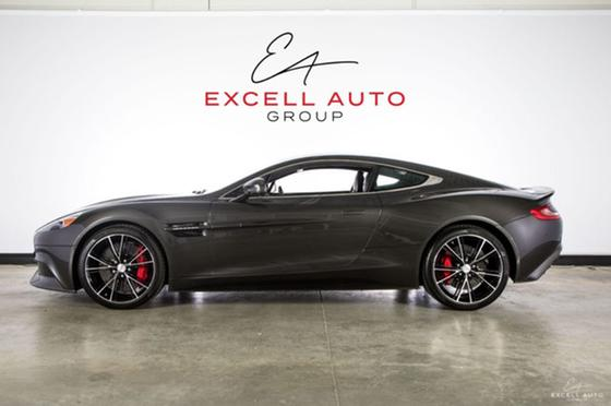 2014 Aston Martin Vanquish Coupe:24 car images available