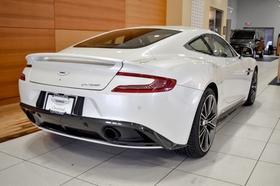 2016 Aston Martin Vanquish Coupe