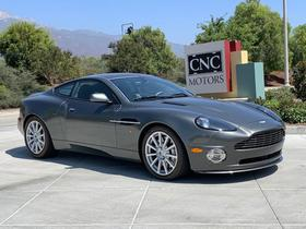 2005 Aston Martin Vanquish Coupe:20 car images available