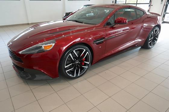 2017 Aston Martin Vanquish Coupe:24 car images available