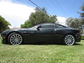 2003 Aston Martin Vanquish Coupe:20 car images available