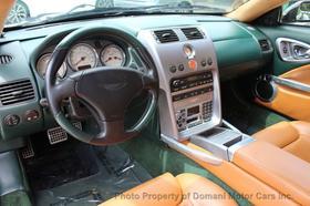 2003 Aston Martin Vanquish Coupe