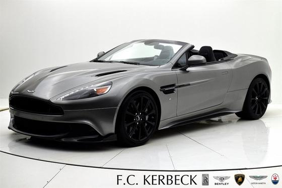 2018 Aston Martin Vanquish S Volante:24 car images available