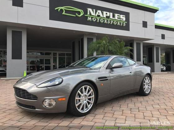2005 Aston Martin Vanquish S:10 car images available