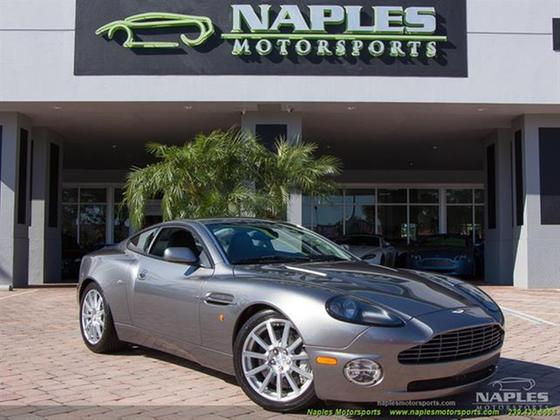 2005 Aston Martin Vanquish S:24 car images available