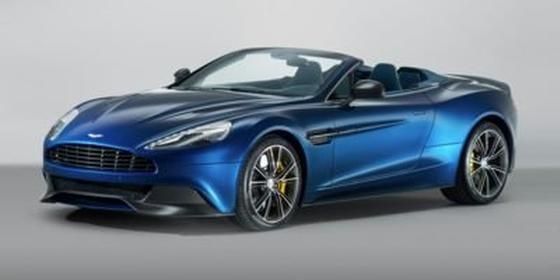 2018 Aston Martin Vanquish S : Car has generic photo