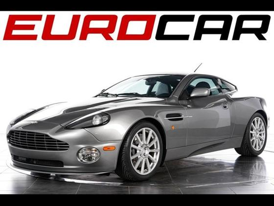 2006 Aston Martin Vanquish S:24 car images available