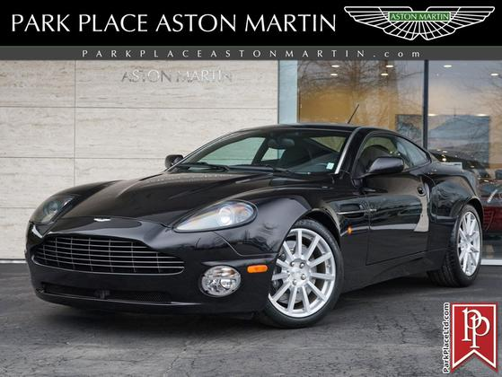 2005 Aston Martin Vanquish S:12 car images available