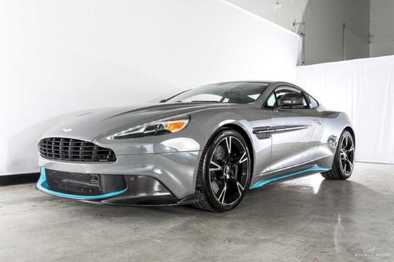 2018 Aston Martin Vanquish S
