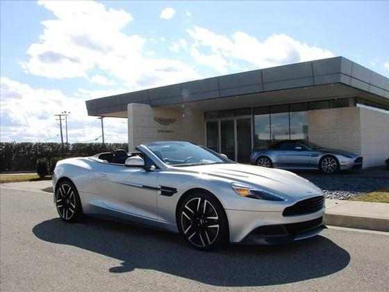 2016 Aston Martin Vanquish Volante:19 car images available
