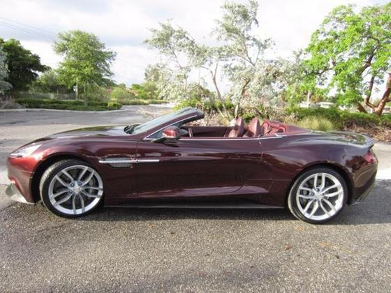 2015 Aston Martin Vanquish Volante:22 car images available