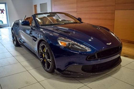 2018 Aston Martin Vanquish Volante:18 car images available