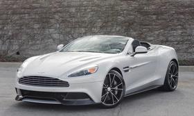 2016 Aston Martin Vanquish Volante:24 car images available
