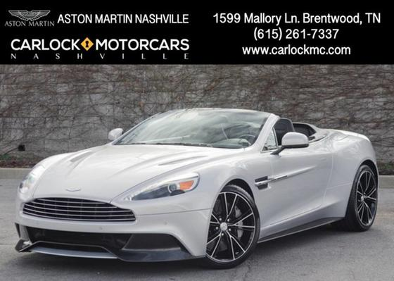 2016 Aston Martin Vanquish Volante:24 car images available