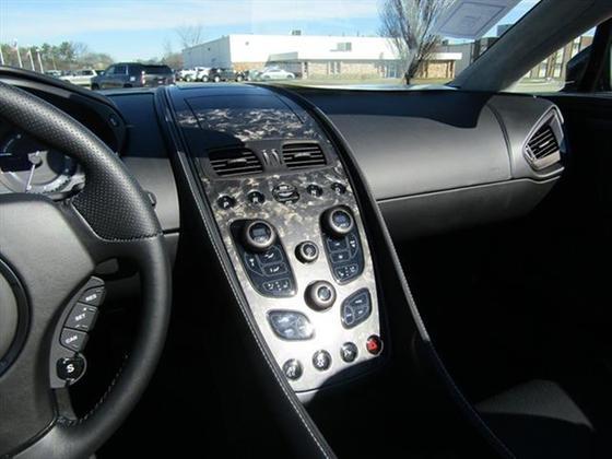 2018 Aston Martin Vanquish Volante