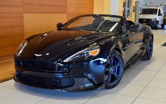 2018 Aston Martin Vanquish Volante:24 car images available