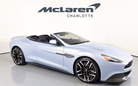 2017 Aston Martin Vanquish Volante:24 car images available