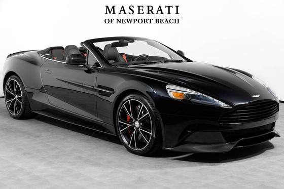 2014 Aston Martin Vanquish Volante:24 car images available