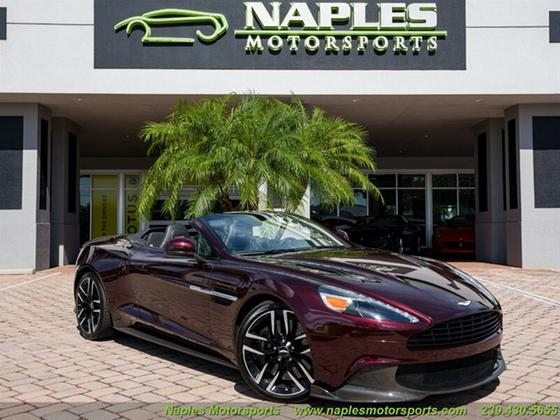 2018 Aston Martin Vanquish Volante:24 car images available