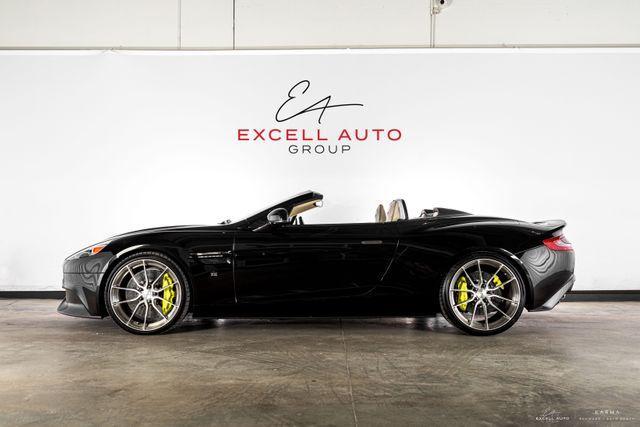 2014 Aston Martin Vanquish Volante:24 car images available