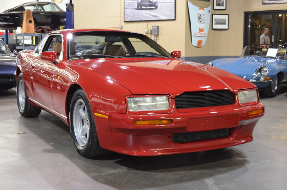 1992 Aston Martin Virage Coupe:24 car images available