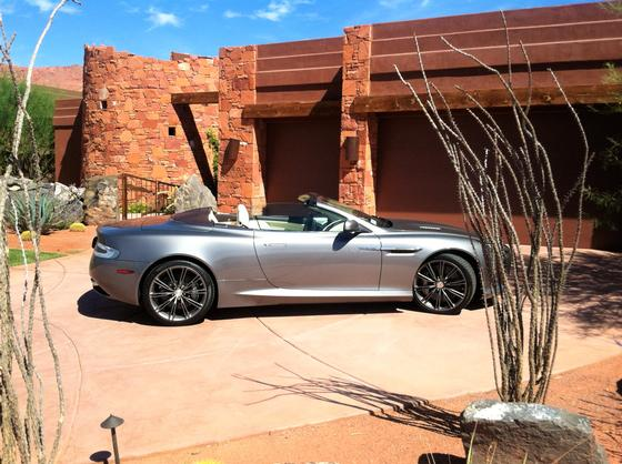 2012 Aston Martin Virage Volante:6 car images available