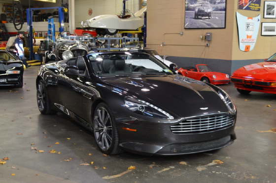 2012 Aston Martin Virage Volante:21 car images available