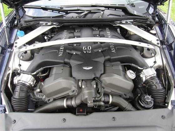 2012 Aston Martin Virage Volante