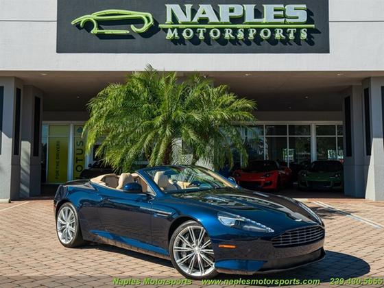 2012 Aston Martin Virage Volante:24 car images available