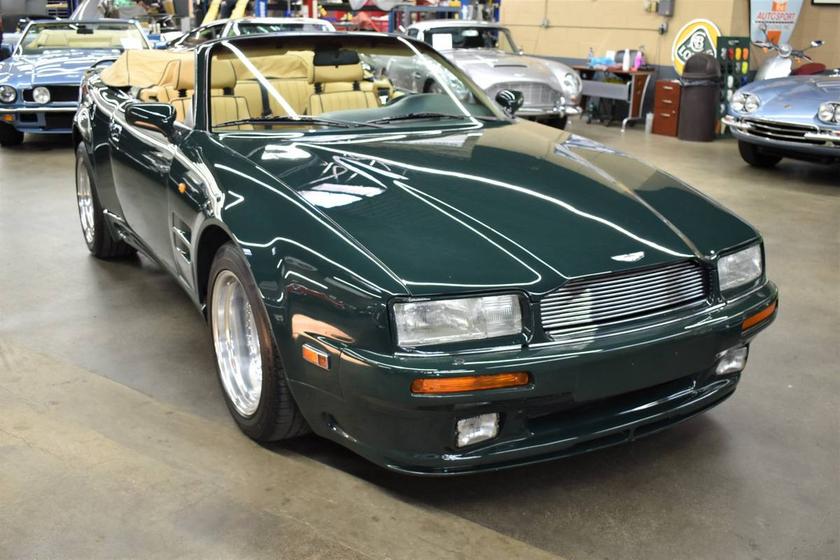 1993 Aston Martin Virage Volante