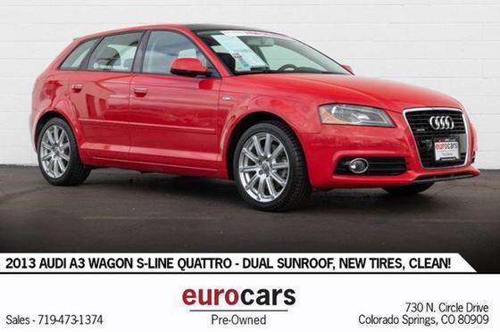 2013 Audi A3 2.0T Premium Plus:24 car images available