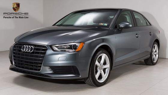 2015 Audi A3 2.0T Premium:24 car images available