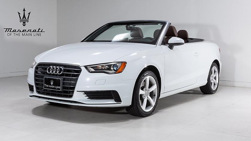 2015 Audi A3 2.0T Premium:23 car images available