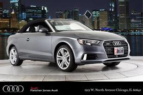 2018 Audi A3 Cabriolet:24 car images available