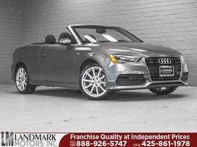 2015 Audi A3 Cabriolet:24 car images available