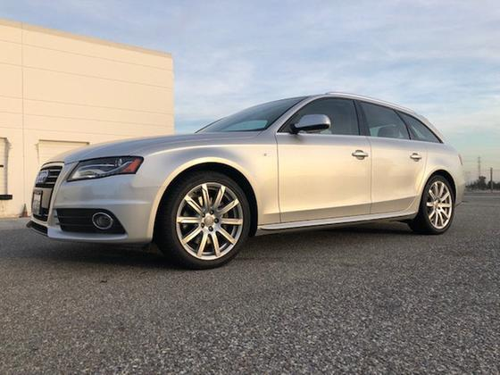 2012 Audi A4 :24 car images available