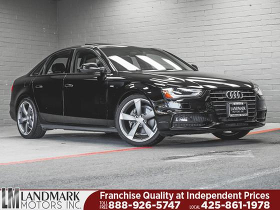 2015 Audi A4 :24 car images available