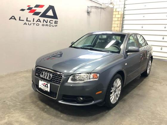 2008 Audi A4 :24 car images available