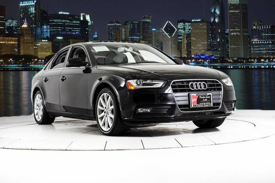 2013 Audi A4 :24 car images available