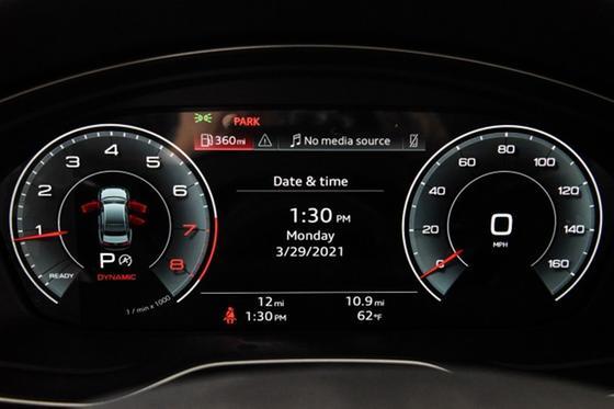 2021 Audi A4